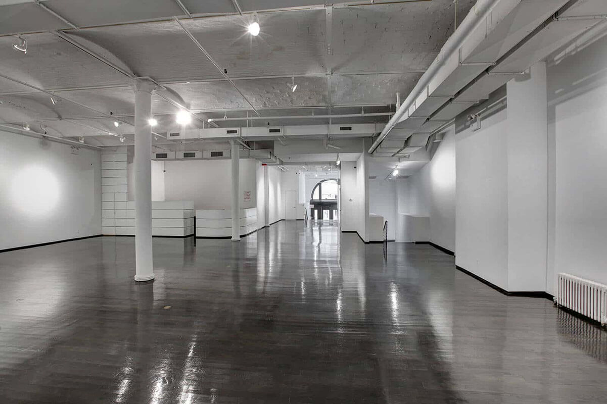 White Space Chelsea Premier Nyc Gallery Event Space
