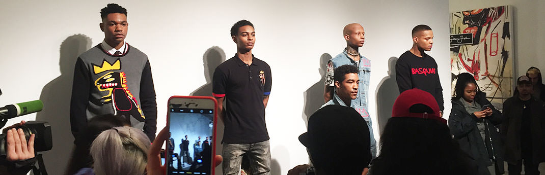 Sean John x Basquiat Collection Launch